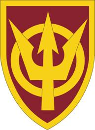 4th Transportation Command Shoulder Sleeve Insignia