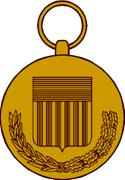 National Defense Service Medal, Reverse